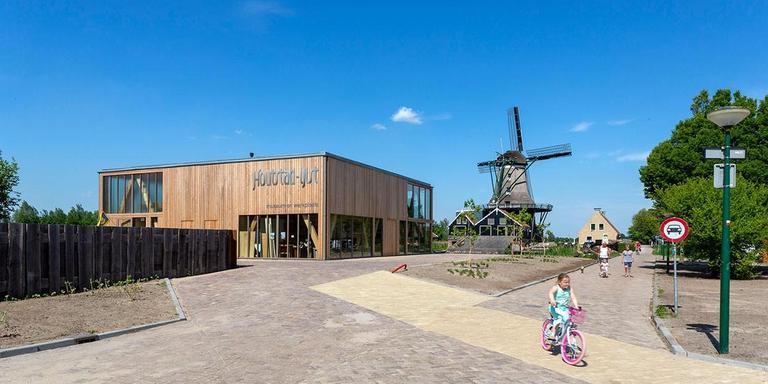 Museum en werkplaats Houtstad, IJlst. Onix NL, Groningen. Projectarchitect: Haiko Meijer. Opdrachtgever: Stichting Museum en Werkplaats Houtstad IJlst