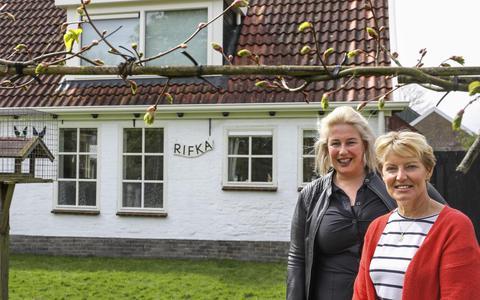 Een huis voor Rifka, het meisje dat de oorlog overleefde