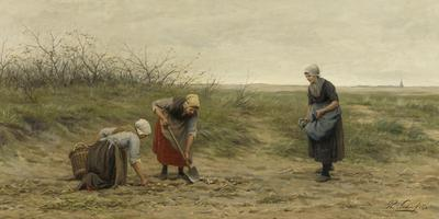 Nalezen, Philip Sadée (1837-1904).