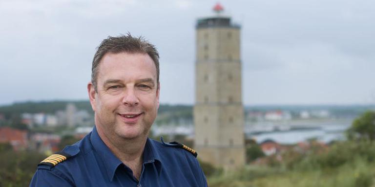 Natuurbrandenspecialist Henk Schuijn. Foto: Team Horsthuis