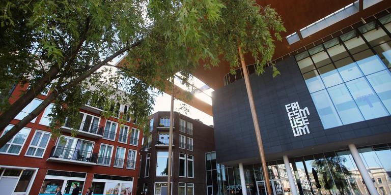 Fries Museum. FOTO NIELS WESTRA