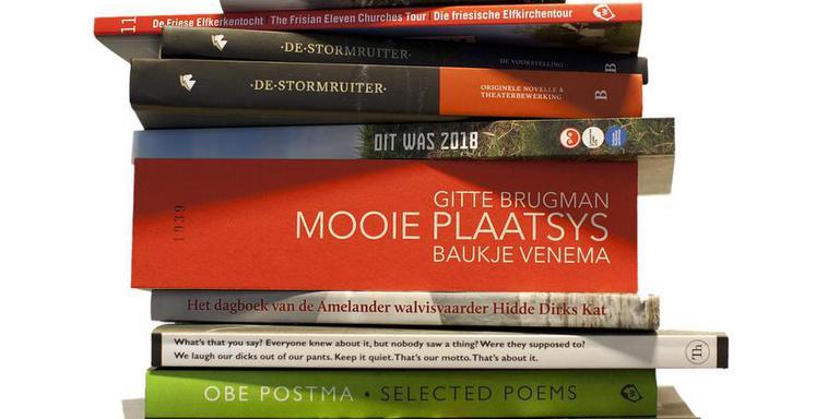 Boeken uitgekomen in en tgv LF2018