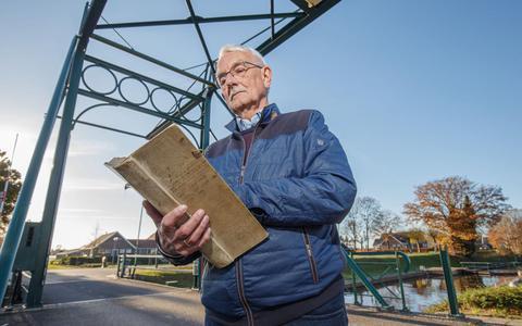 Drachtster cijferspecialist Reitze Jonkman zag in droge gegevens onverteld verhaal over de veenderij van Appelscha