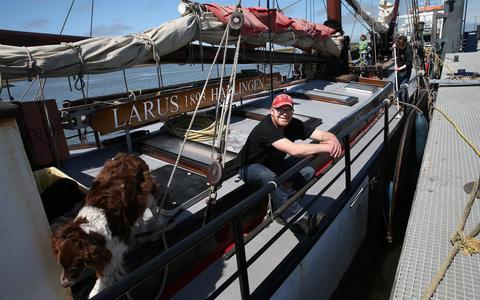 Miljoenensteun voor bruine vloot: 'Dit werk doe je uit liefde, ook als het pijn kost'