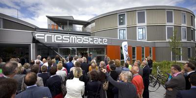 Friesma State bij de opening in 2012. Foto LC/Siep van Lingen