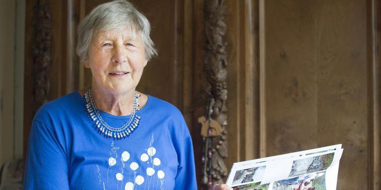 Trijntje Huistra 1938-2018. FOTO MARCEL VAN KAMMEN