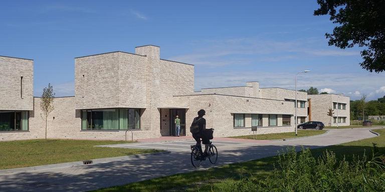 Nieuwbouw Parkhoven, Leeuwarden. VNL Architecten, Grou. Projectarchitecten: Teunis Vonk en Robert Landstra. Opdrachtgever: Kwadrantgroep. FOTO GERARD VAN BEEK