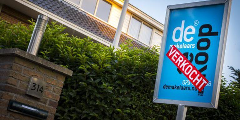 'Kwart stijging huizenprijzen door Amsterdam'