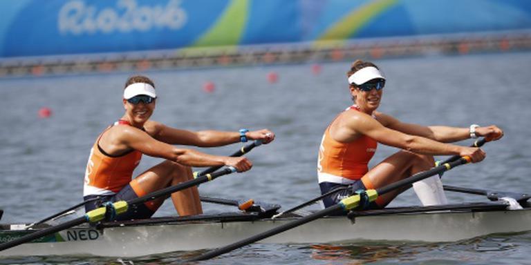 Roeiduo Paulis/Head naar A-finale in Rio