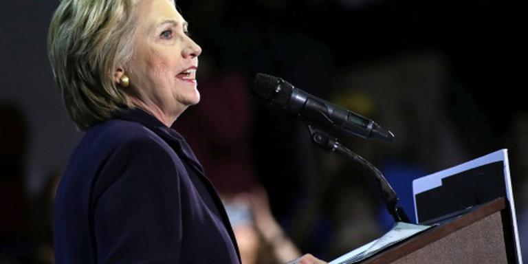 Clinton wint voorverkiezingen Kentucky