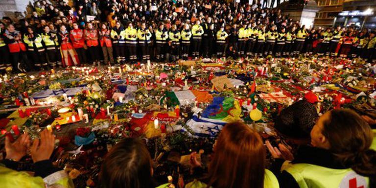 Aantal slachtoffers Brussel terug naar 32