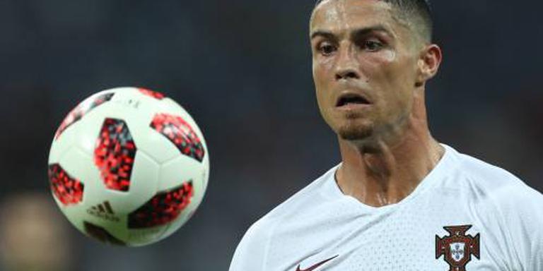 Ronaldo laat toekomst open