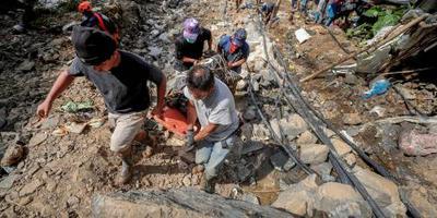 Hulp EU voor slachtoffers orkaan Filipijnen