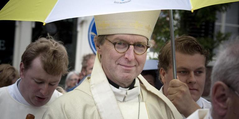 Bisschop Gerard de Korte. FOTO ARCHIEF