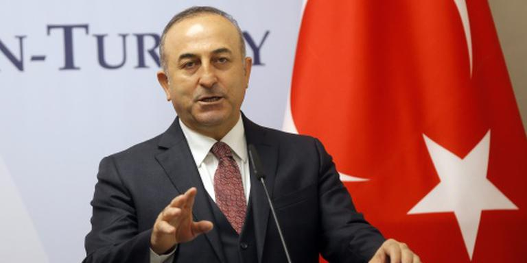 Turkije boos over Koerdentent in Brussel