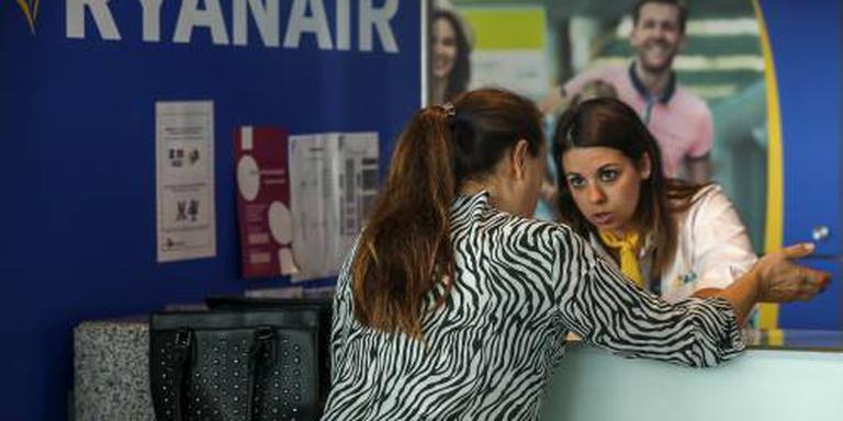 Spannende week voor passagiers Ryanair