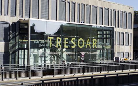 Minister trekt zijn handen af van Tresoar, maar blijft betalen