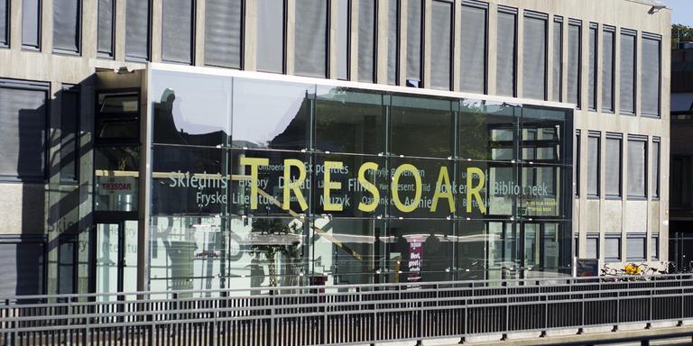 Tresoar in Leeuwarden. FOTO LC/JOSHI KUIPER