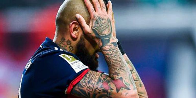 Bayern rest van seizoen zonder Vidal
