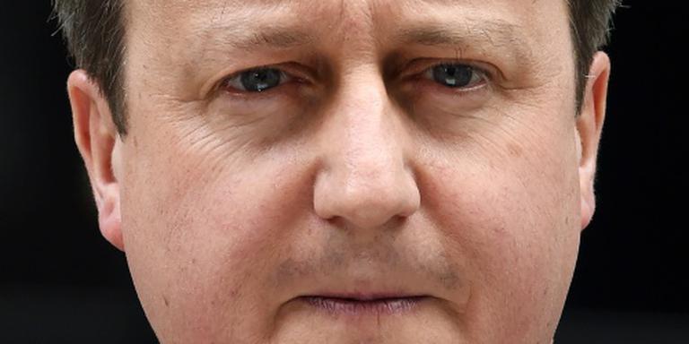 Cameron ligt niet wakker van referendum