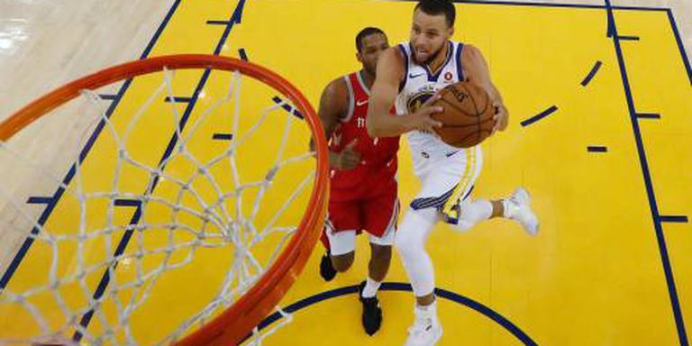 Warriors en Cavaliers strijden om NBA-titel