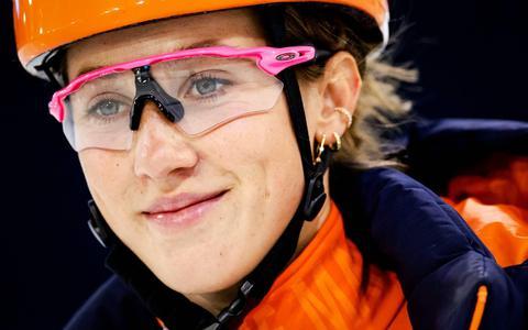 Suzanne Schulting: 'Ik denk dat ik als langebaner net zo goed kan worden als Femke of Jutta'