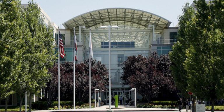 Werknemer Apple pleegt zelfmoord op werkvloer