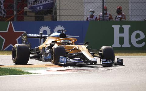 Formule 1-team McLaren rekent niet op nieuwe stuntzege in Sotsji