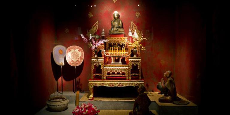 Expositie belicht levensverhaal van Boeddha