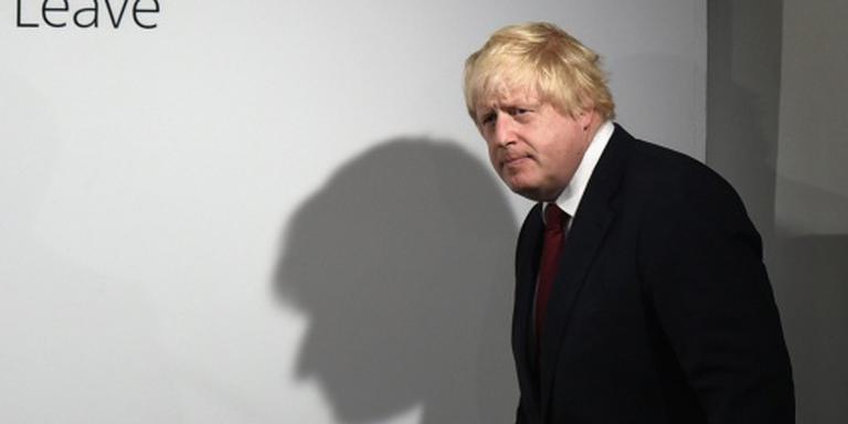 Britse pond omhoog na besluit Boris Johnson