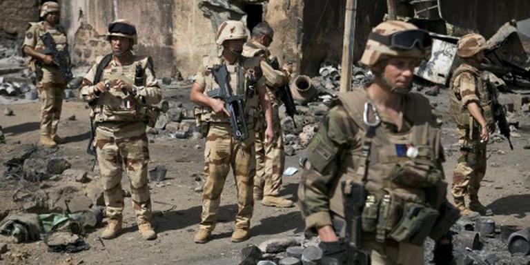 Aanslag met autobom bij ingang VN-kamp Mali