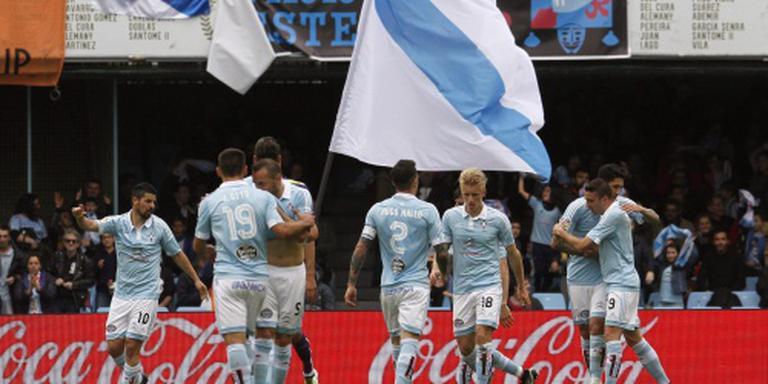 Ajax loot Standard Luik en Celta