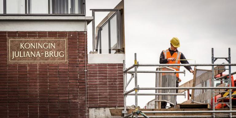 'Rampbrug' Alphen gaat open