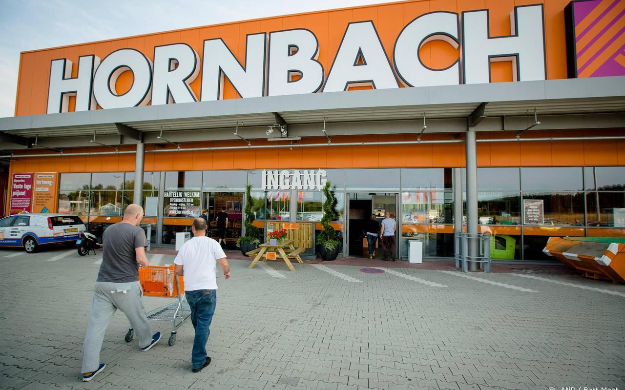 Hornbach stelt mondkapjes vanaf maandag al verplicht