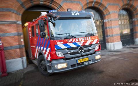 Woningen in Den Haag ontruimd door brand