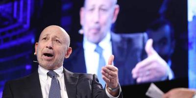 'Topman Goldman Sachs treedt in december af'
