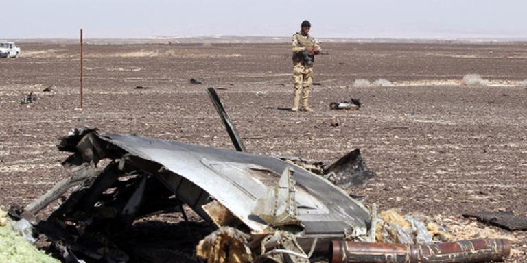 Egypte: geen terreur bij ramp Russisch toestel