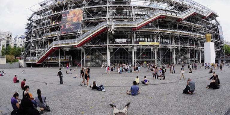 Centre Pompidou maakt uitstap naar Brussel