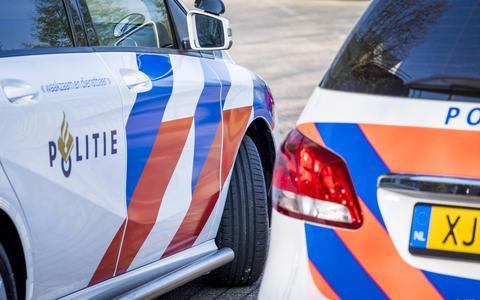 Man schiet te hulp bij ongeluk op A16 en wordt zelf aangereden
