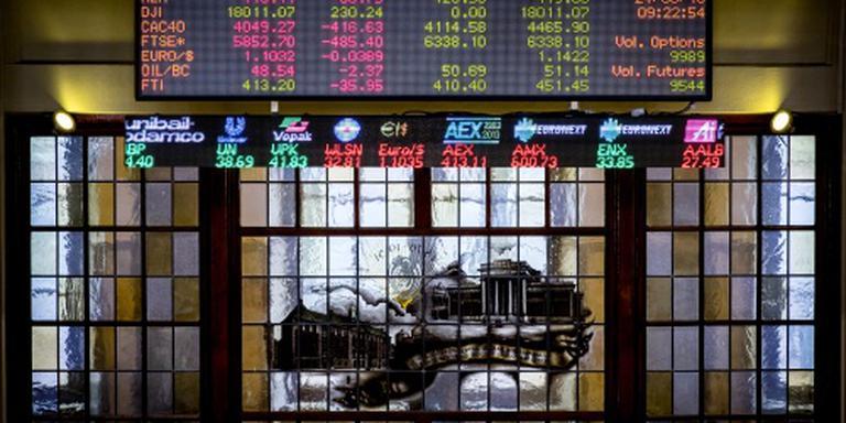 Banken zetten extra geld opzij voor derivaten