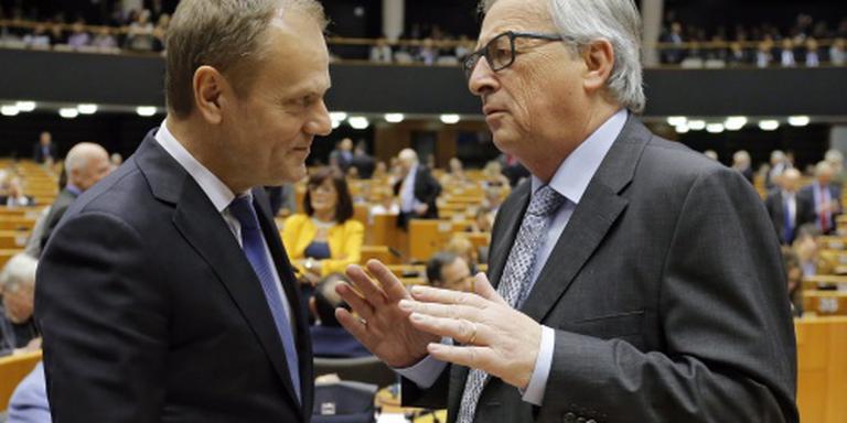 Tusk: hof kan Brexit-deal niet terugdraaien
