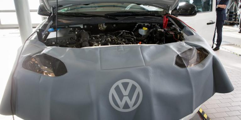 Volkswagen roept auto's in VS terug