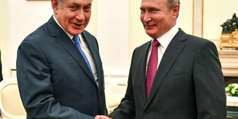 'Rusland en Israël sluiten deal over Syrië'