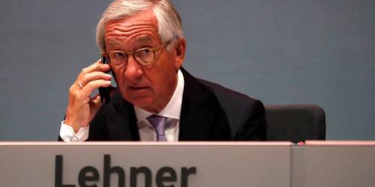 Ook president-commissaris ThyssenKrupp weg