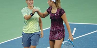 Schuurs loot Barty/Vandeweghe bij WTA Finals