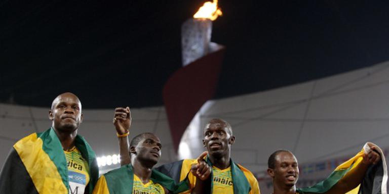 'Teammaat Bolt positief bij dopingtest 2008'
