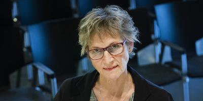 Johanna Schaap: ,,Passy foar ôfwike fan it tradisjonele.'' FOTO MARCEL VAN KAMMEN