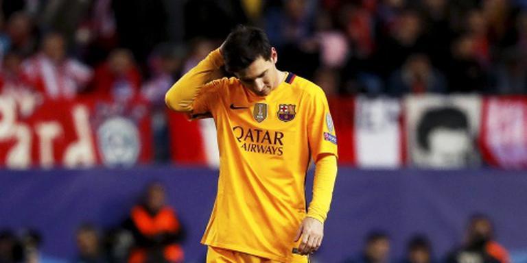 Aangeslagen Barcelona likt de wonden