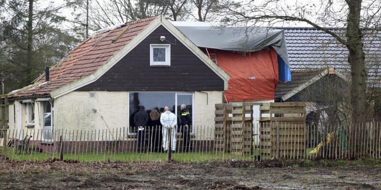Omgeving staat stil bij drama in Zandhuizen