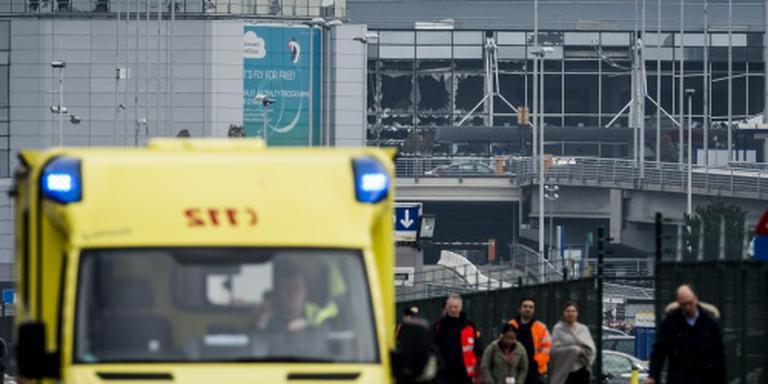 Vliegveld Brussel tot maandag dicht